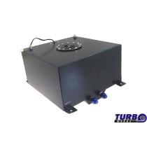 Üzemanyag tank TurboWorks 40L Fekete